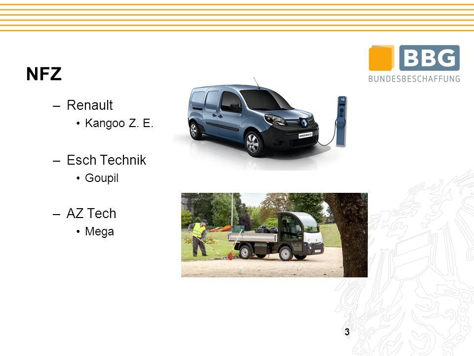 NFZ –Renault Kangoo Z. E. –Esch Technik Goupil –AZ Tech Mega 3