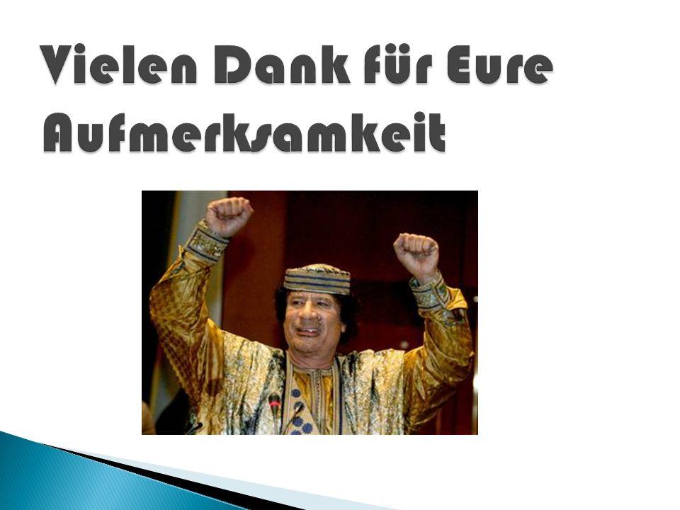  Anti-Gaddafi-Gruppen:  Gaddafi, steck dir deinen Dschihad in den Arsch!  Ich könnte Muammar al-Gaddafi PAUSENLOS DIE FRESSE POLIEREN!!  KILL GADD