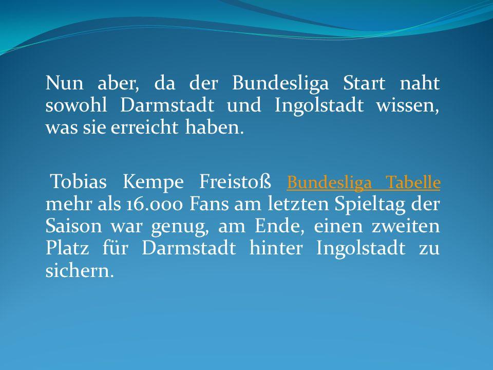 Bundesliga Live Stream: