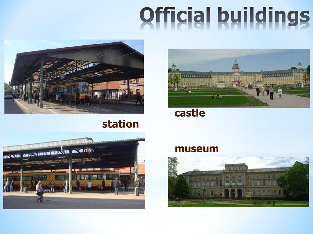 station castle museum