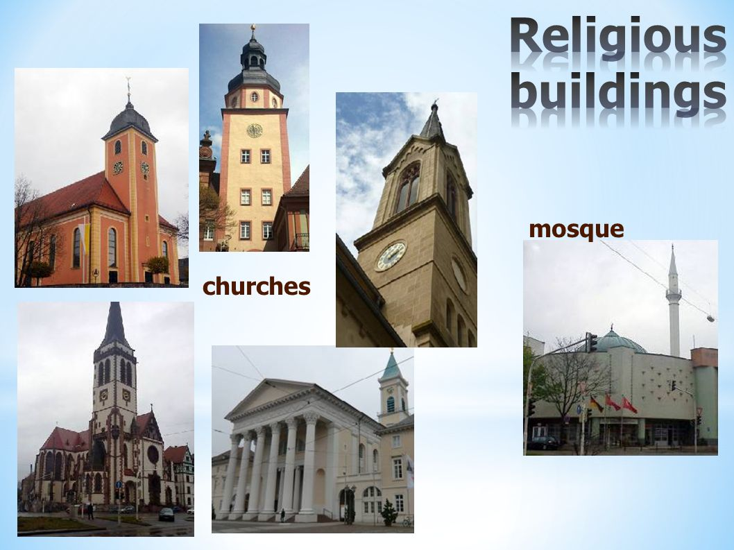 mosque churches