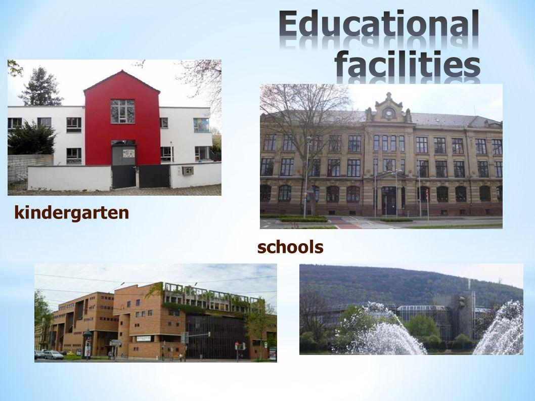 kindergarten schools