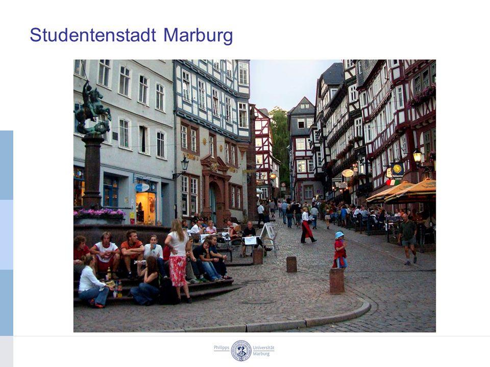 Studentenstadt Marburg