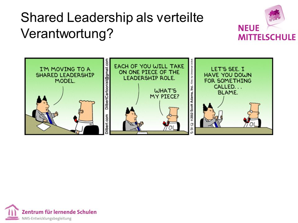 Shared Leadership als verteilte Verantwortung