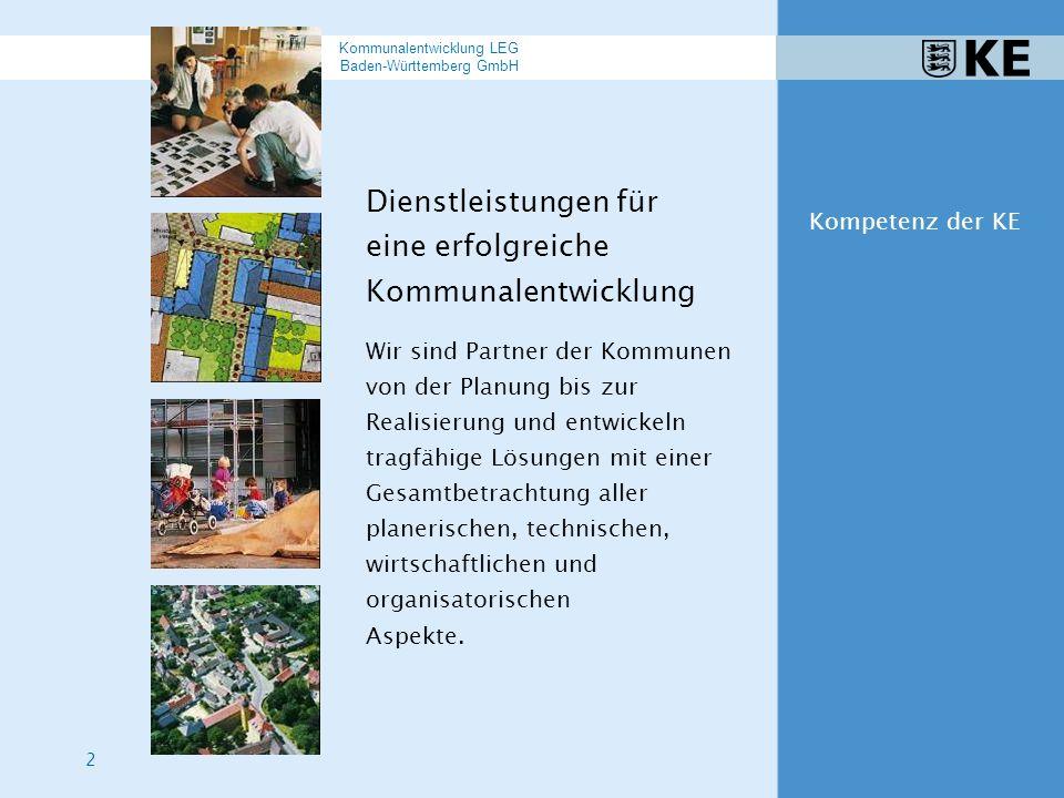 23 Kommunalentwicklung LEG Baden-Württemberg GmbH Beispiele