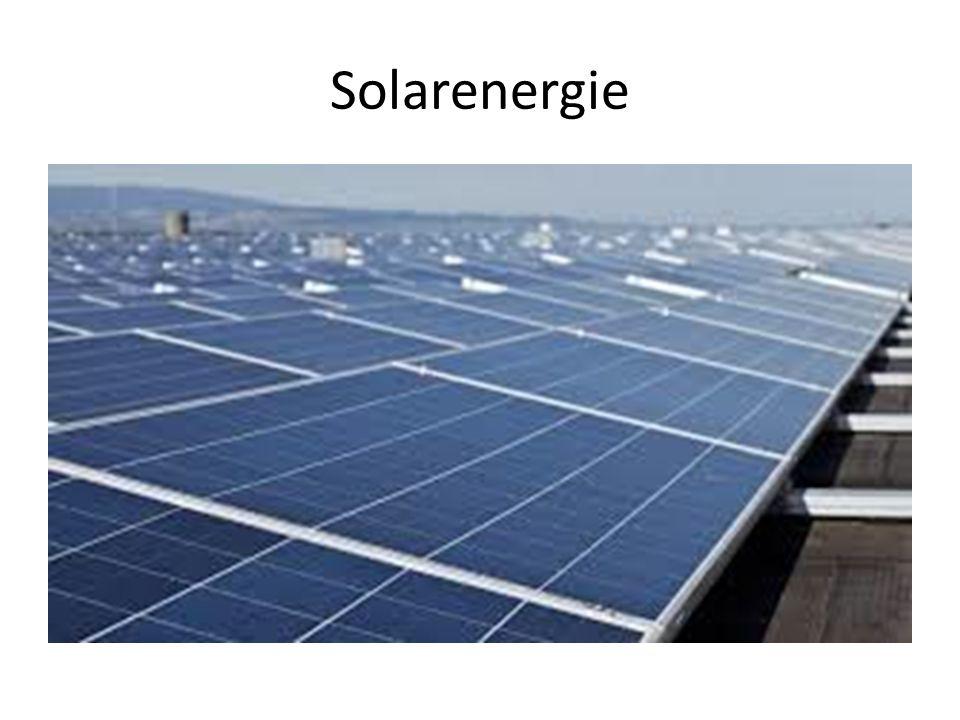 Sonnenkollektoren – Wärme Solarzellen – elektrischer Strom (Photovoltaik) -> Sonne liefert pro Jahr das 10'000-fache des Weltenergiebedarfs des Menschen (2010).