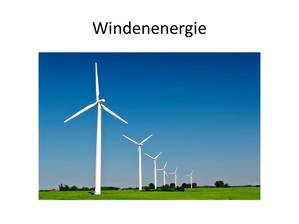 Vorteile: Strom zu einem relativ tiefen Preis Benötigt vergleichsweise geringe Fläche Geringe Emission Angrenzende Fläche landwirtschaftlich nutzbar Fernsteuerung möglich Gute Ergänzung zur Sonnenenergie im Winterhalbjahr
