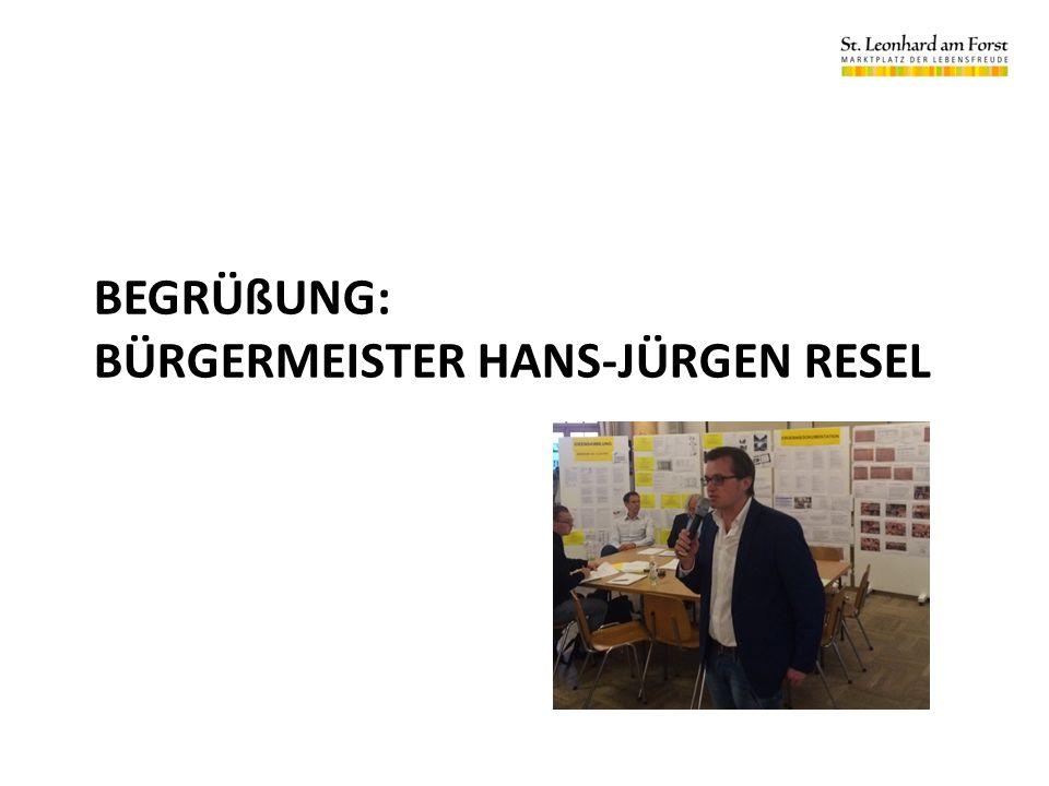 MODERATION: DR. ANDREAS PÖLZL