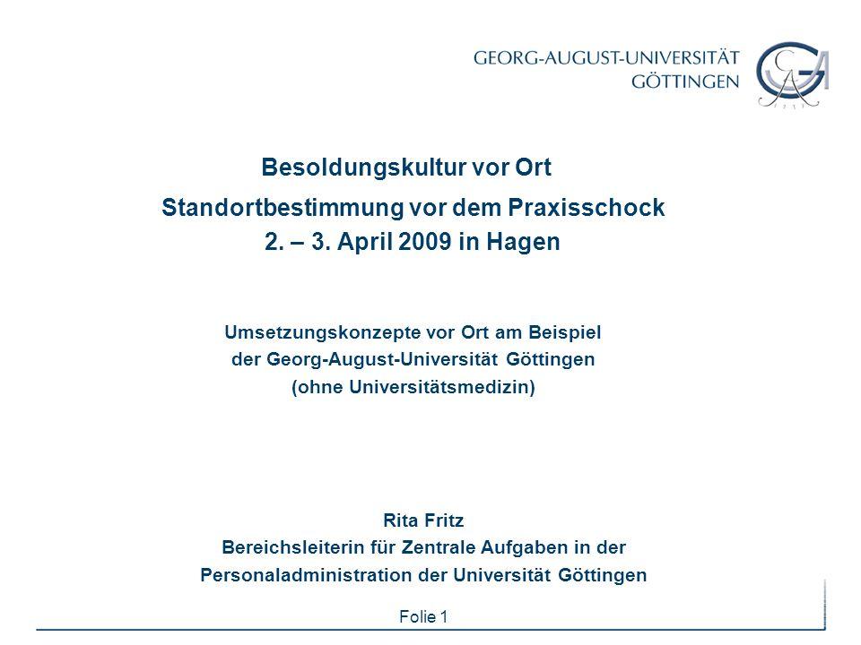 Folie 12 Verfahren für die Gewährung von besonderen Leistungsbezügen Hagen, 2.