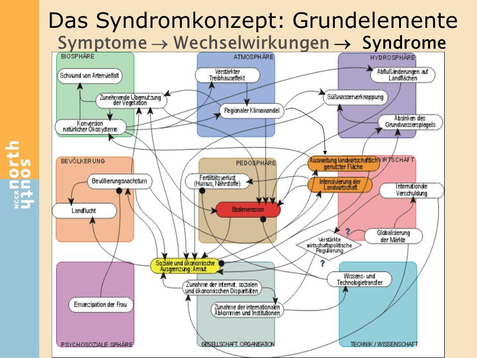 Symptome  Wechselwirkungen  Syndrome Das Syndromkonzept: Grundelemente