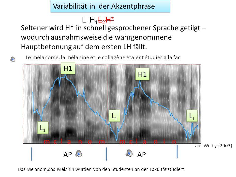 L1L1 L1L1 H* Mariemangeunebanane AP F-TOBI Fig.