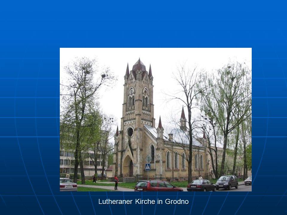 Lutheraner Kirche in Grodno