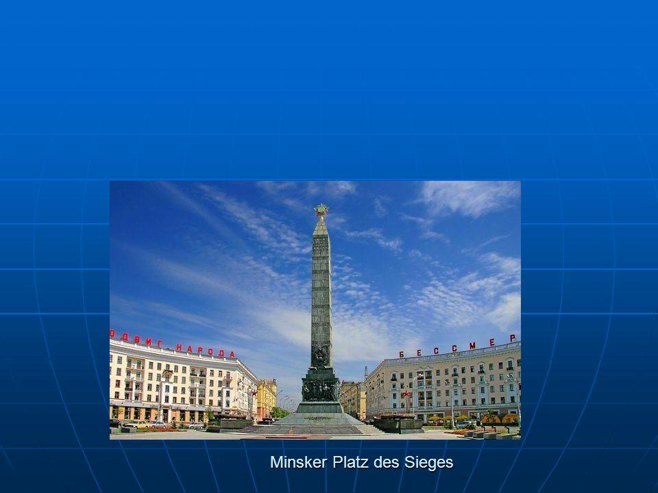 Minsker Platz des Sieges