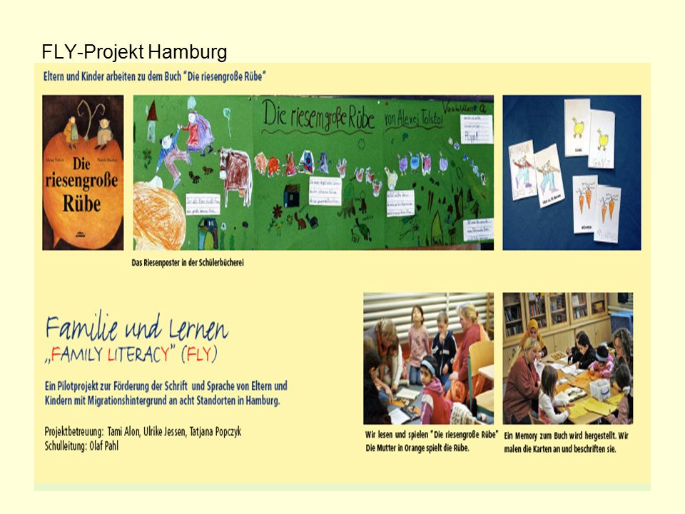 FLY-Projekt Hamburg