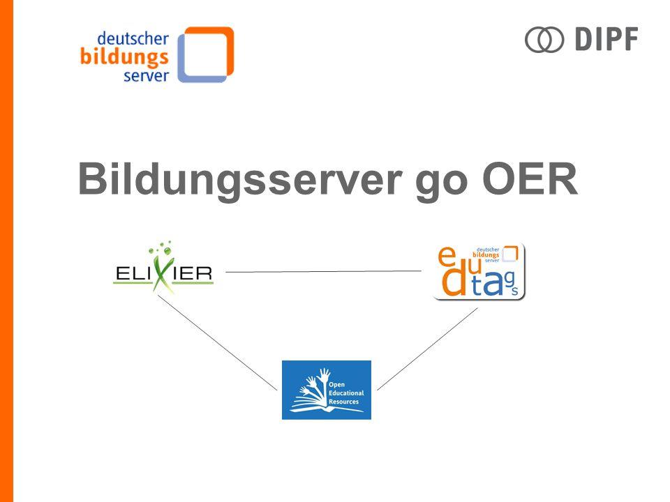 Bildungsserver go OER NRW Learnline http://www.learnline.schulministerium.nrw.de