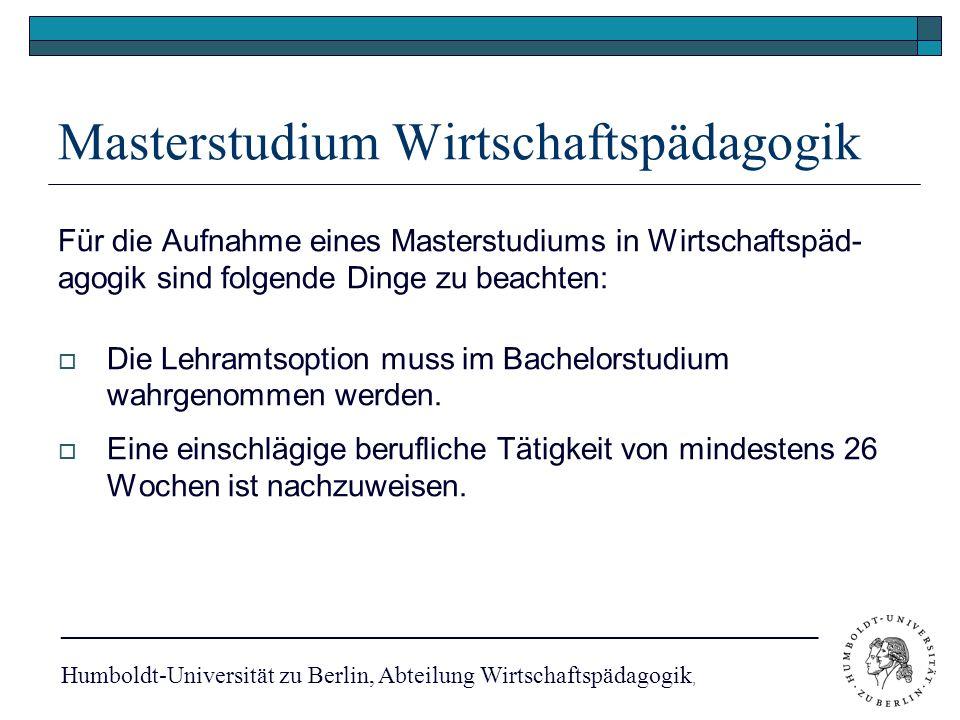 Studienberatung Prof.