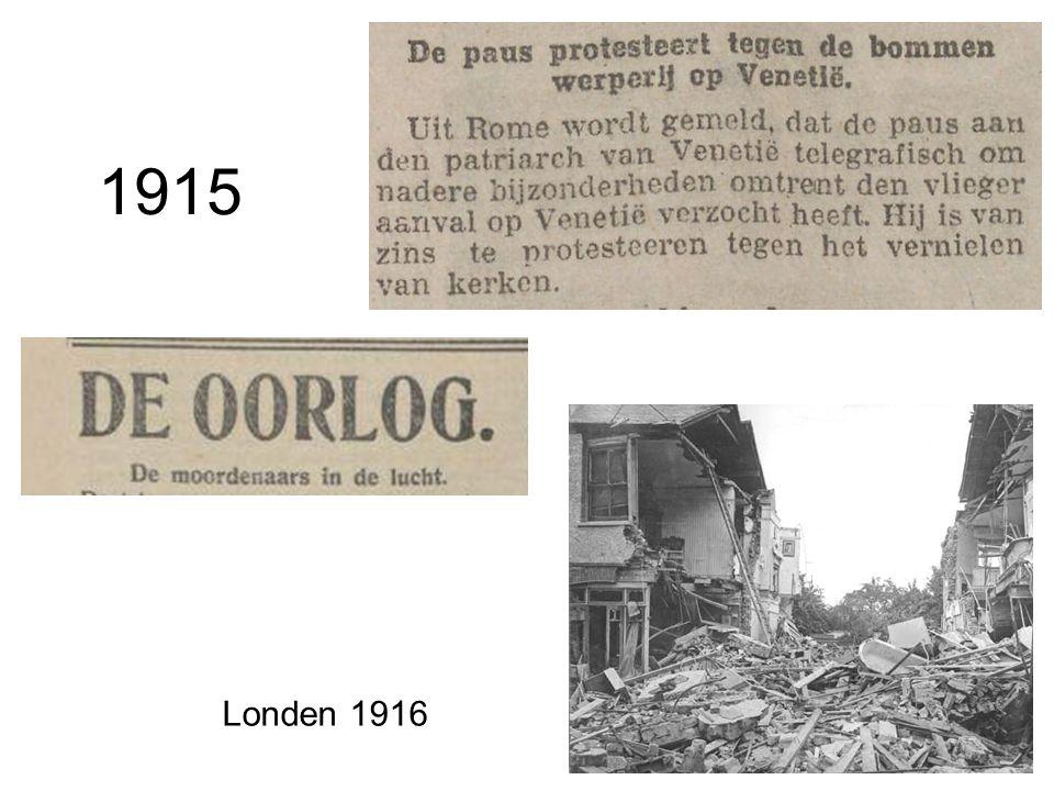 1915 Londen 1916