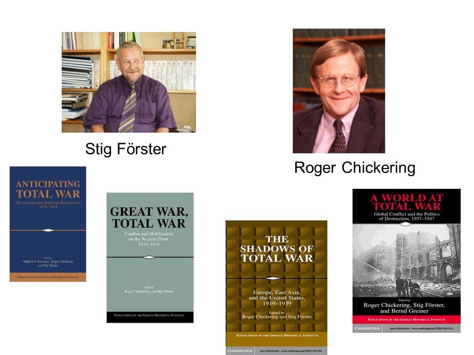 Stig Förster Roger Chickering