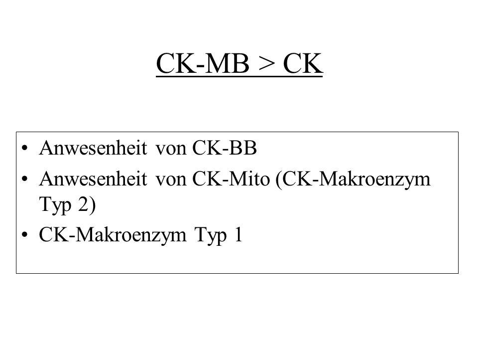 Makroenzyme Typ 1