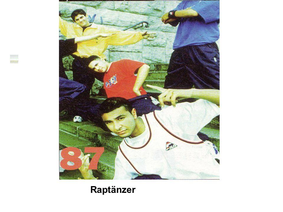 Raptänzer