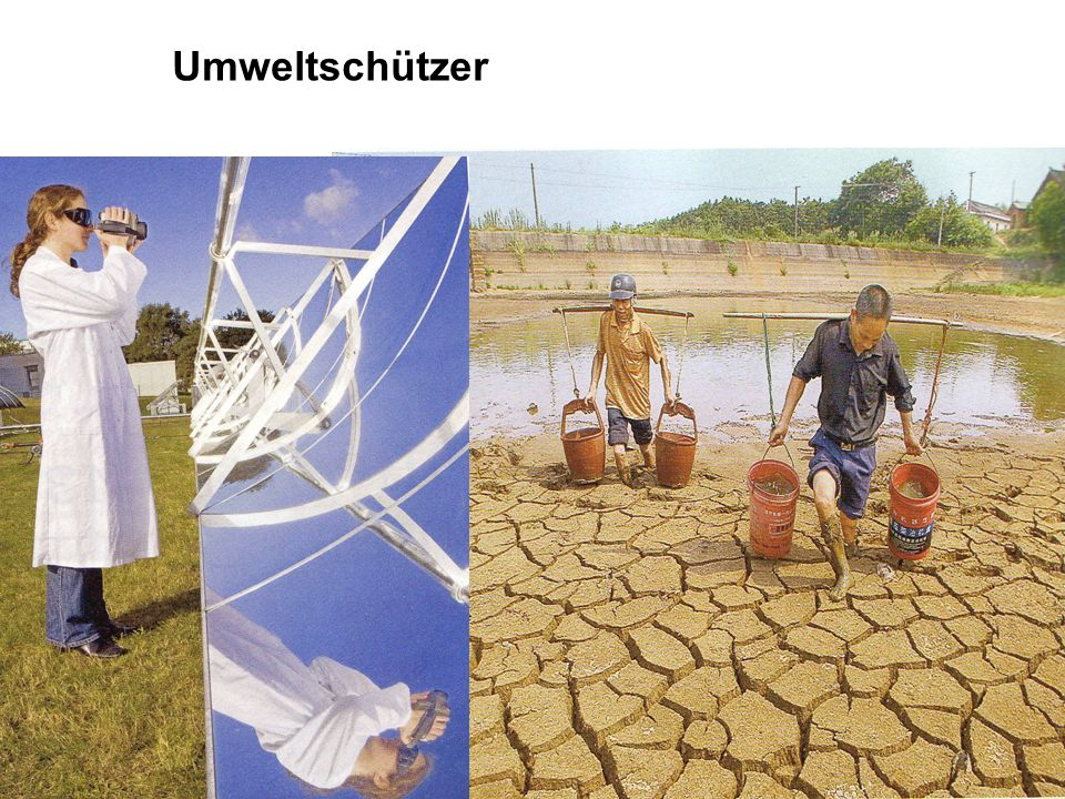 Umweltschützer