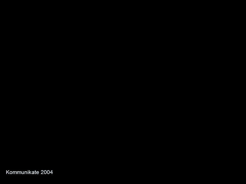 Kommunikate 2004