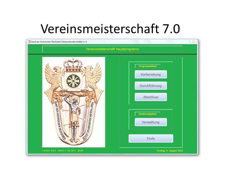 Vereinsmeisterschaft 7.0
