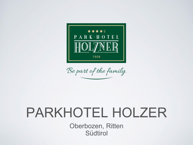 PARKHOTEL HOLZER Oberbozen, Ritten Südtirol