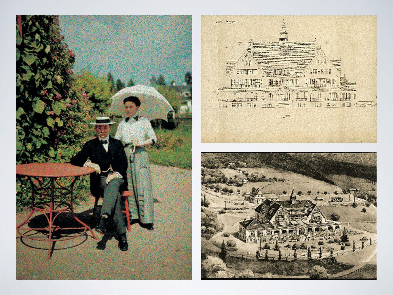 PHILOSOPHIE FAMILIENBETRIEB MIT GESCHICHTE Das Holzner befindet sich seit u ̈ ber 100 Jahren und vier Generationen in Familienbesitz.