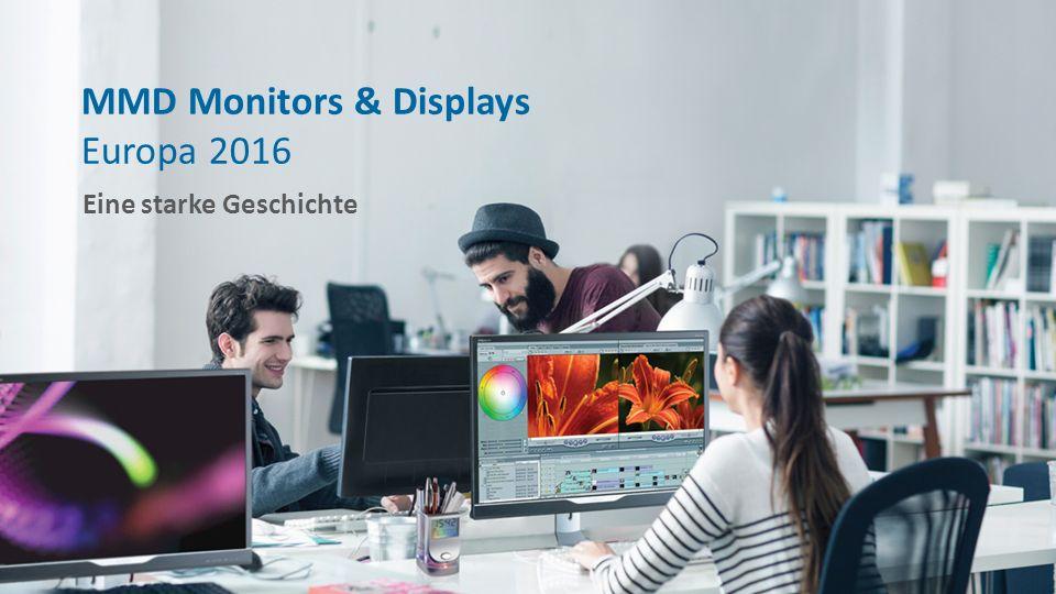 MMD Monitors & Displays Europa 2016 Eine starke Geschichte
