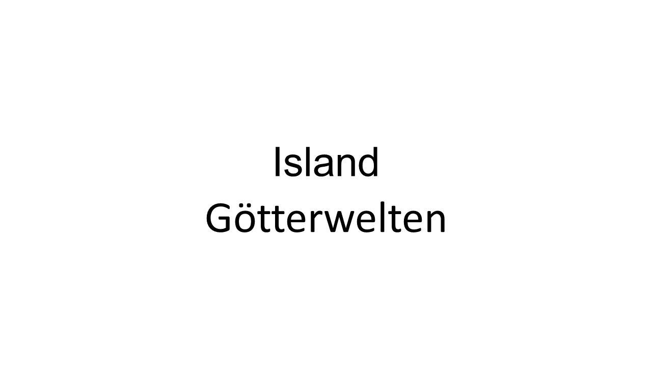 Island Götterwelten
