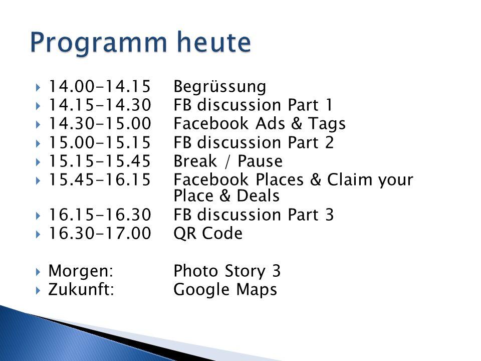  http://www.facebook.com/home.php#!/hotel.pension.heino http://www.facebook.com/home.php#!/hotel.pension.heino  Bestmöglicher Fall – Stichwort: Animieren – Auch: Hotelkritiken – Email schreiben und auffordern (nicht Problemgäste)