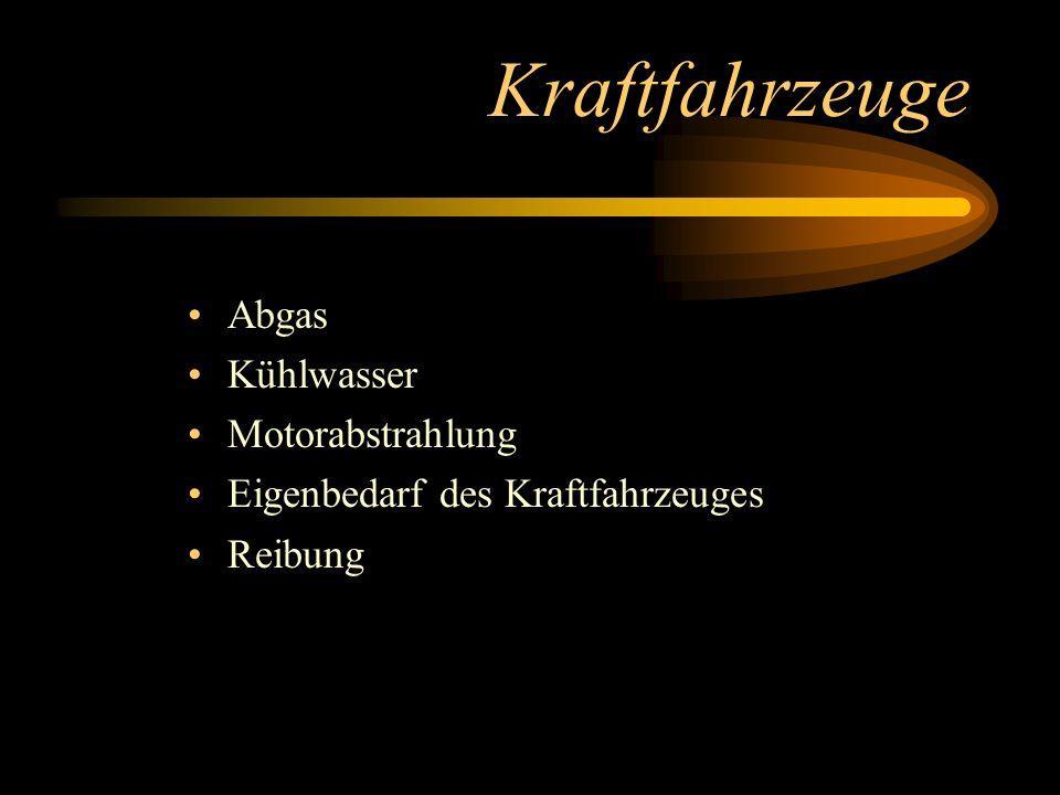 Energiebilanz 2000(Verbrauch pro Jahr) 75 Mio.t SKE an Steinkohle 31 Mio.