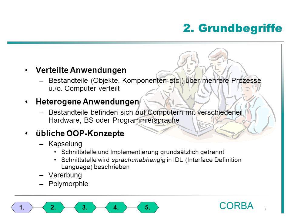 18 1.CORBA Services 1.4.3.2.5.