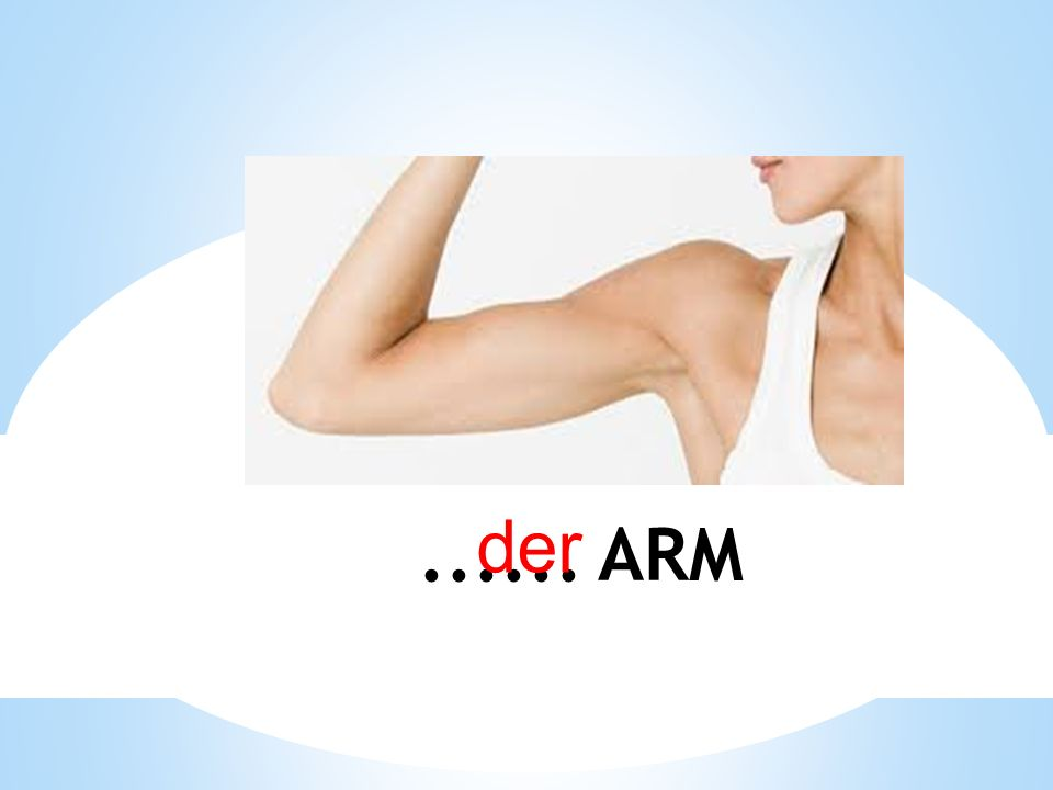 ...... ARM der