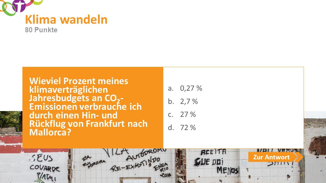 Richtige Antwort: Zurück zum Spielbrett Jede Menge Stoff 80 Punkte Was ist in erster Linie das Ziel der deutschen Rohstoffstrategie der Bundesregierung vom 26.10.2010.