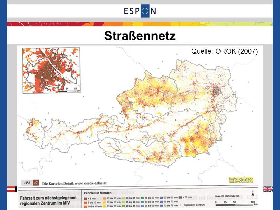 4 Quelle: ÖROK (2007)