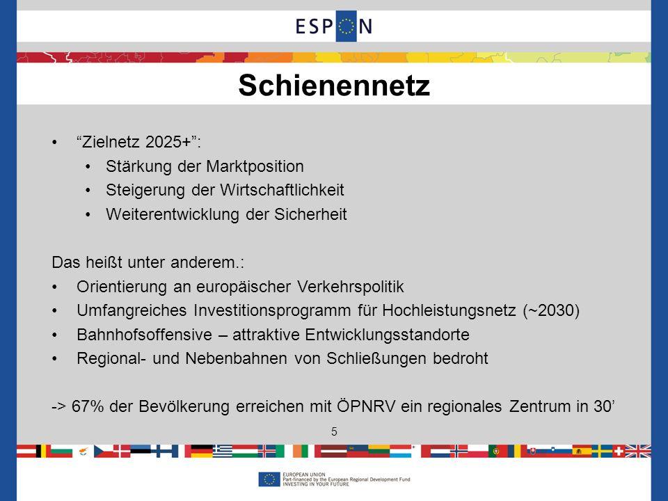 """""""Zielnetz 2025+"""": Stärkung der Marktposition Steigerung der Wirtschaftlichkeit Weiterentwicklung der Sicherheit Das heißt unter anderem.: Orientierung"""