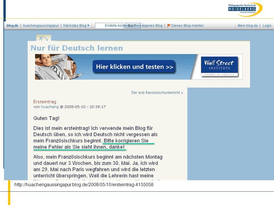 Name http://huachengaussingapur.blog.de/2008/05/10/ersteintrag-4155058