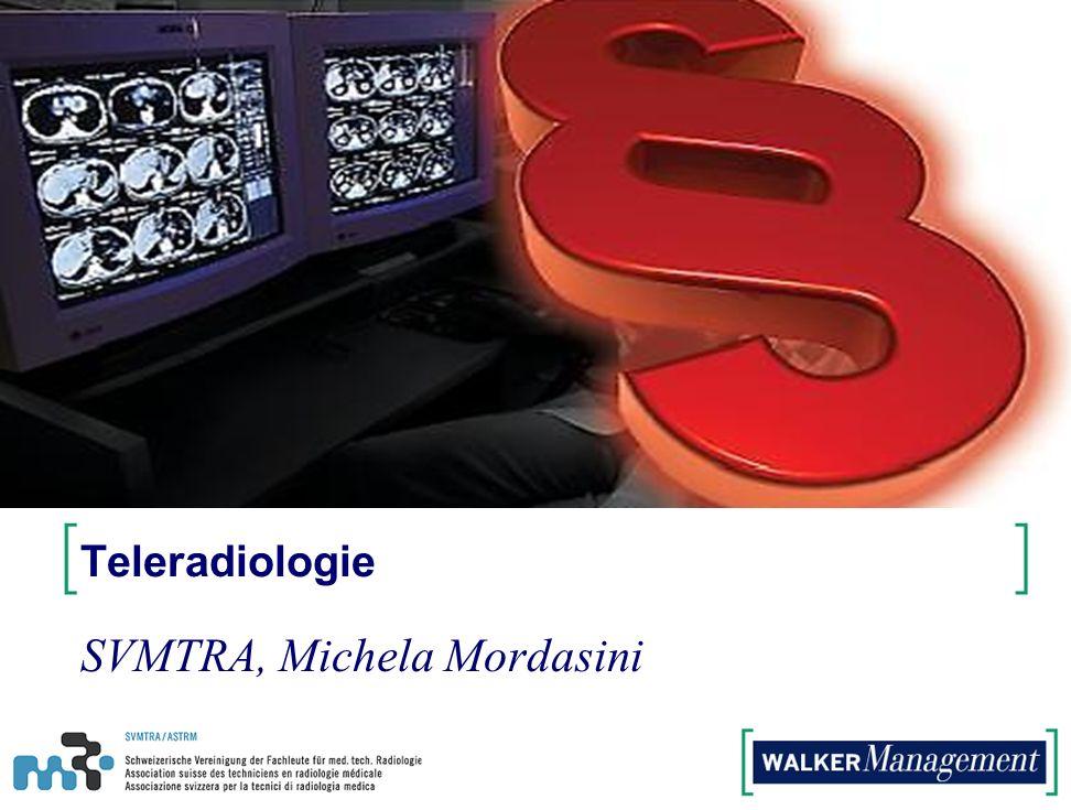 Teleradiologie SVMTRA, Michela Mordasini