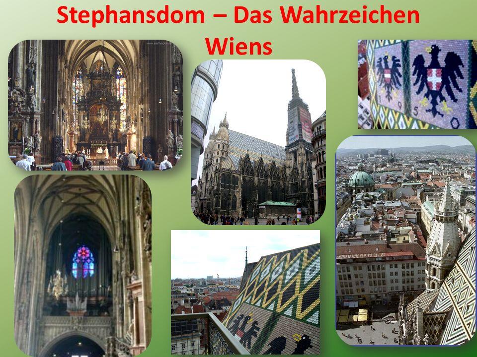Stephansdom – Das Wahrzeichen Wiens