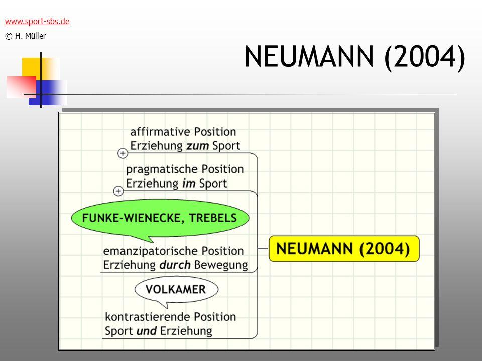 NEUMANN (2004) www.sport-sbs.de © H. Müller