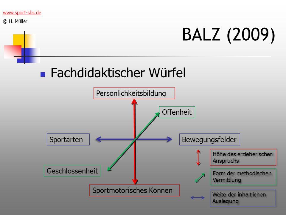 BALZ (2009) www.sport-sbs.de © H.