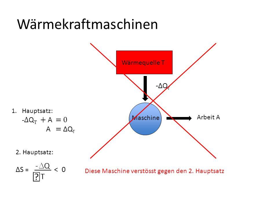 Wärmekraftmaschinen 2.