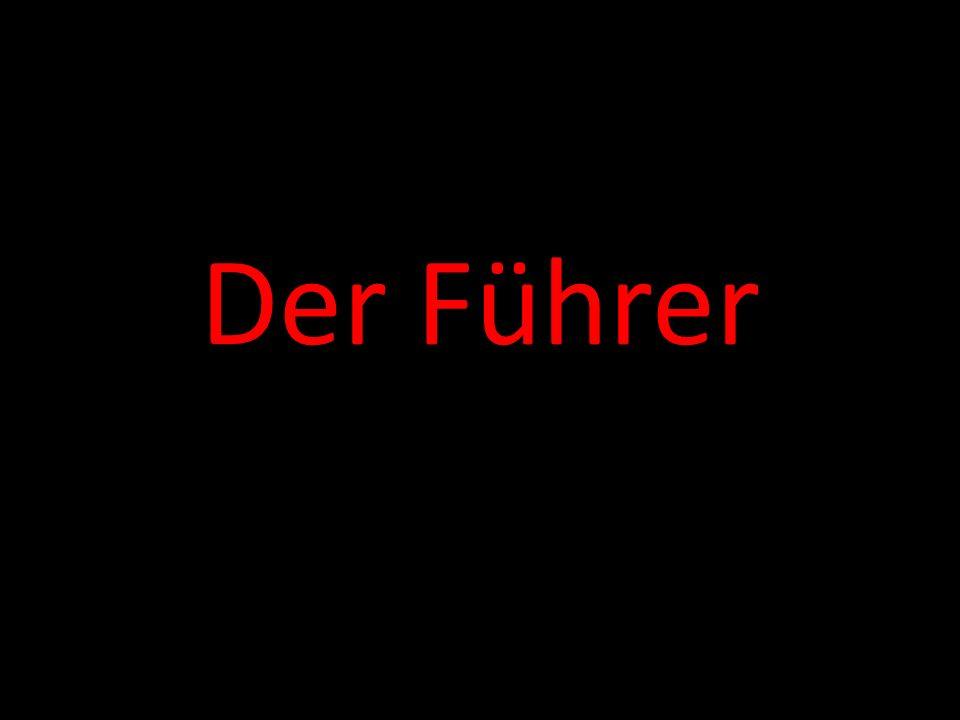1933: Die Menschen bejubeln Hitler. Er verspricht viel, aber er bringt Unfreiheit, Angst und Tod.