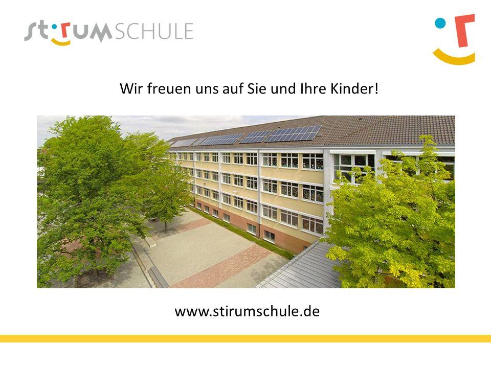 www.stirumschule.de Wir freuen uns auf Sie und Ihre Kinder!