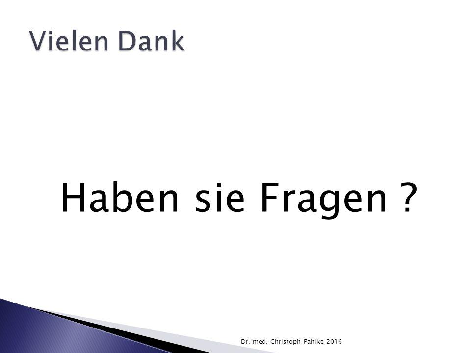 Haben sie Fragen Dr. med. Christoph Pahlke 2016