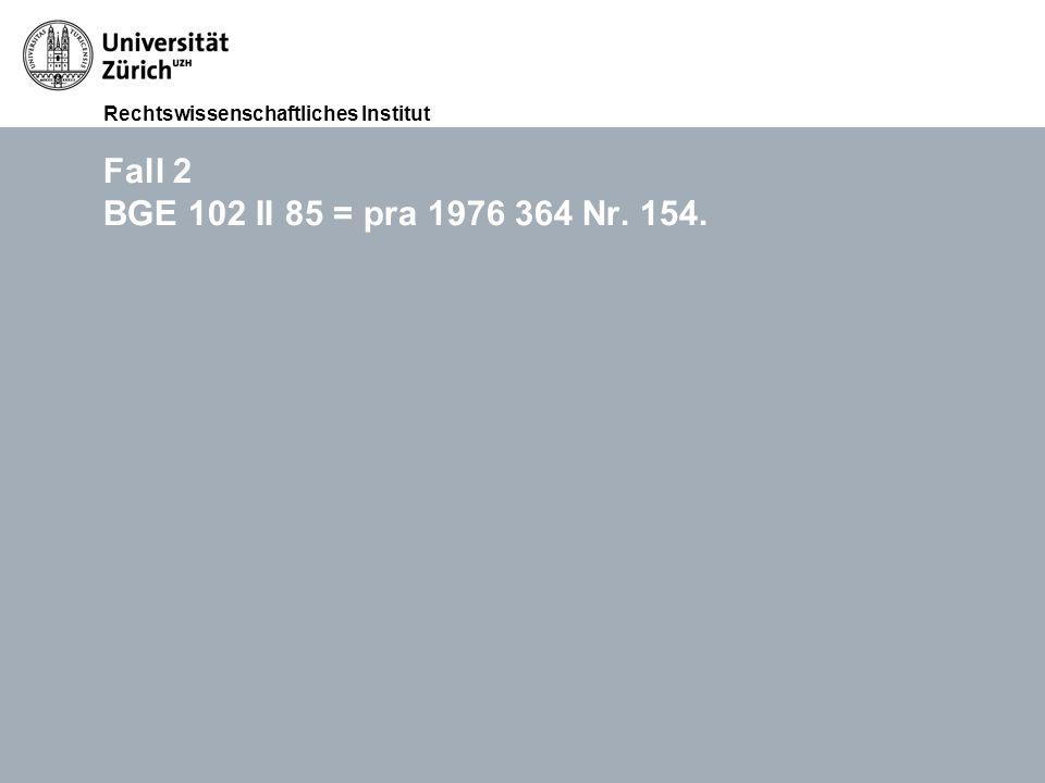 Rechtswissenschaftliches Institut FS 2015 Übungen im Haftpflichtrecht (Thema III: Widerrechtlichkeit), RA lic. iur. Lukasz Grebski Folie 3812.11.2011