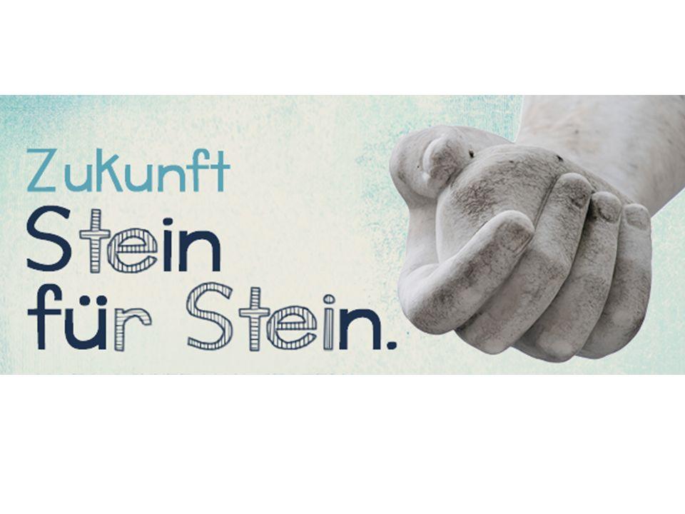 Arbeitsplätze … du schreibst deine Schrift in Stein …