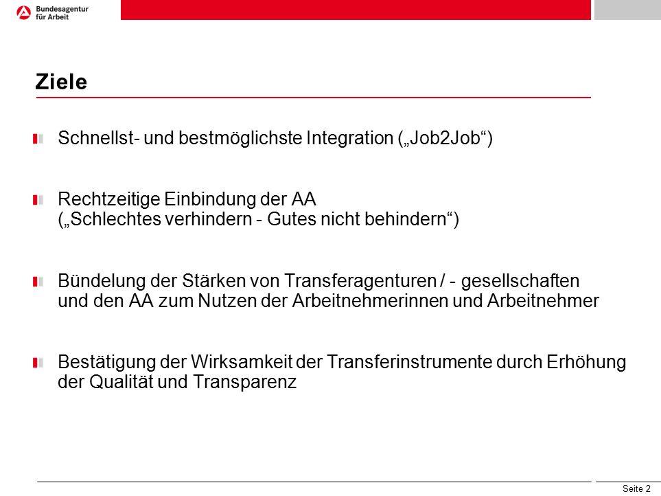 """Seite 13 Statistik (§ 216b SGB III) Transparenz im Leistungssystem wird erhöht um effektiven und effizienten Einsatz von Mitteln der Versichertengemeinschaft zu belegen Datenauswertung erfolgt aus den BA-internen IT-Systemen (möglichst ohne zusätzliche Datenerhebung bei der TG) DWH VerBis coSach -NT colei PC Saison- Kug ZerBer us zPDVzBTR Automatisierte Auswertung mit """"Zerberus ab 2012"""